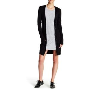 ATM sweater cardigan with tags